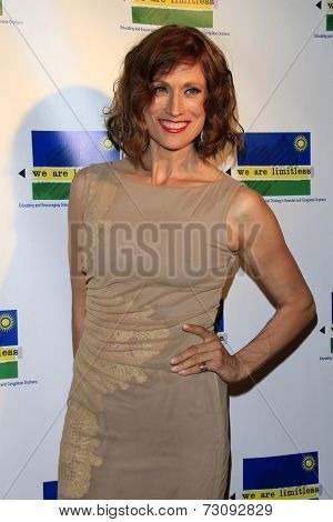 LOS ANGELES - SEP 23:  Nancy LaScala at the We Are Limitless' 2nd Annual Celebrity Poker Tournament at Hyperion Public on September 23, 2014 in Los Angeles, CA