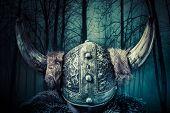 stock photo of viking  - Helmet - JPG