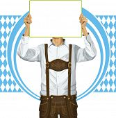 picture of lederhosen  - Idea concept - JPG