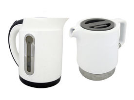 foto of chafing  - The image of electric kettle under the white background - JPG