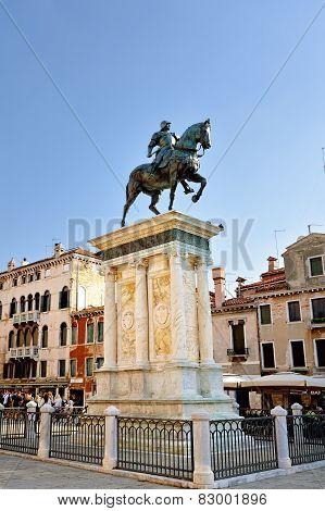 Bartolomeo Colleoni Monument