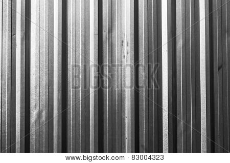 abstract zinc metal background