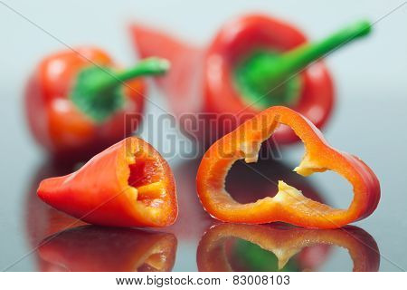 Sliced Chilli Peaces