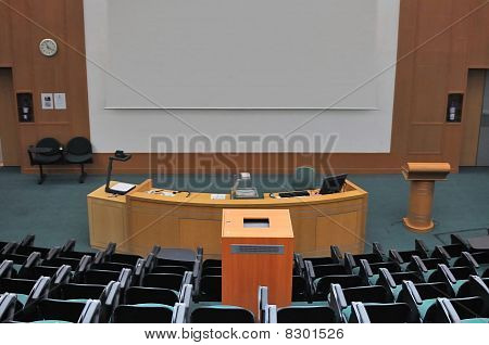 School Lecture Theater