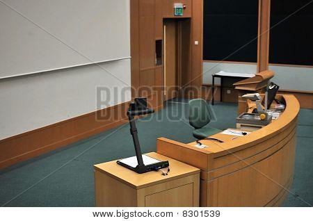 Speaker's Stand