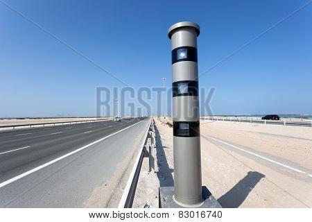 Radar Speed Control Camera