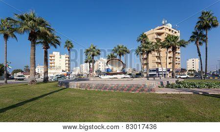 Pearl Roundabout In Ras Al Khaimah