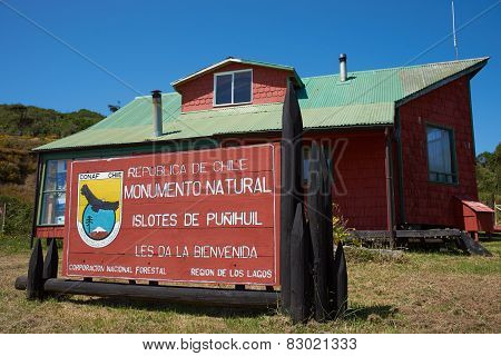 Monumento Natural Isolotes de Punihuil