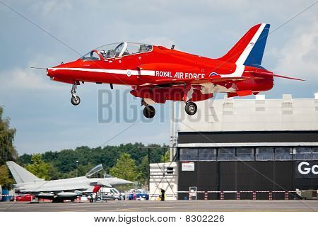Red Arrow Landing