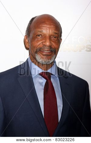 LOS ANGELES - FEB 2:  Henry G. Sanders at the AARP 14th Annual Movies For Grownups Awards Gala at a Beverly Wilshire Hotel on February 2, 2015 in Beverly Hills, CA