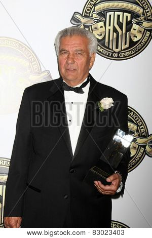 LOS ANGELES - FEB 15:  Matthew Leonetti at the 2015 American Society of Cinematographers Awards at a Century Plaza Hotel on February 15, 2015 in Century City, CA