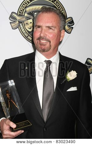 LOS ANGELES - FEB 15:  Bill Roe at the 2015 American Society of Cinematographers Awards at a Century Plaza Hotel on February 15, 2015 in Century City, CA