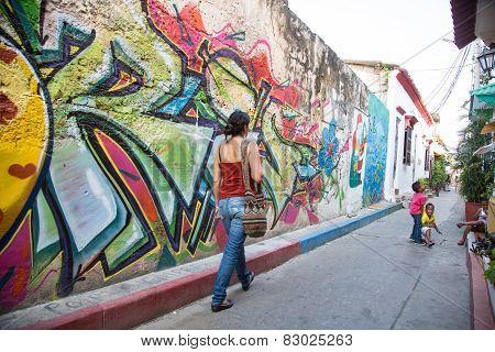 Getsemani Street