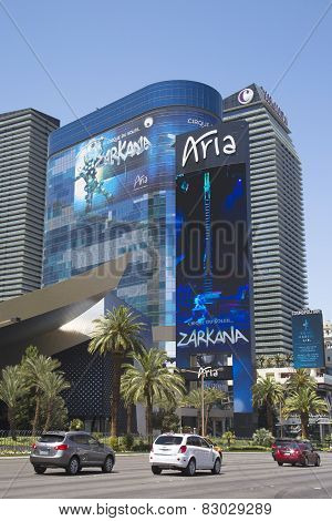 Aria Resort and Casino at Las Vegas Strip