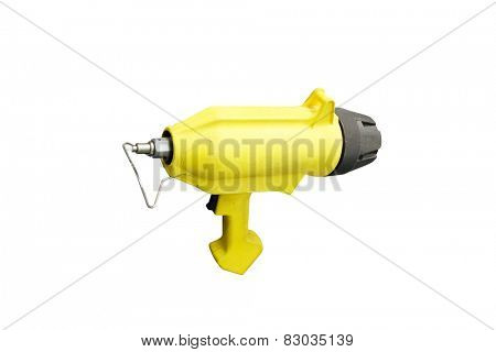 The image adhesive applicator