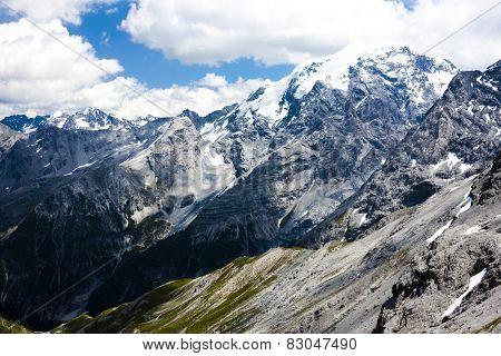Passo dello Stelvio, Alto Adige, Italy