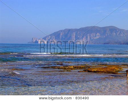 Sardinia Coastline, Masua