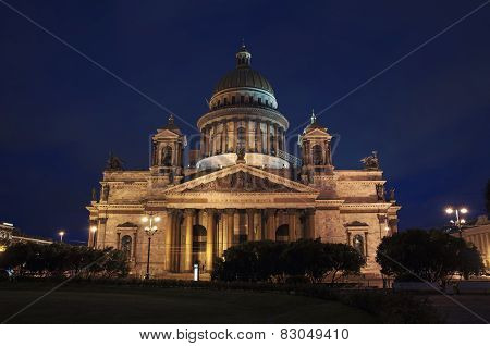 St Isaac Cathedral