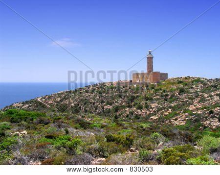 Capo Sandalo Lighthouse, Sardinia