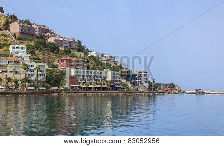 One Of The Areas Of Kusadasi Turkey
