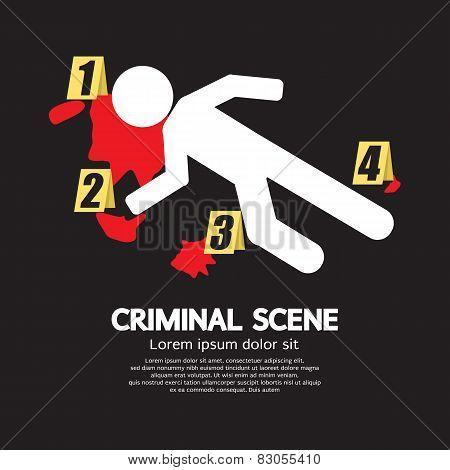 Criminal Scene.