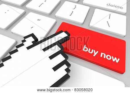 Buy Now Enter Key