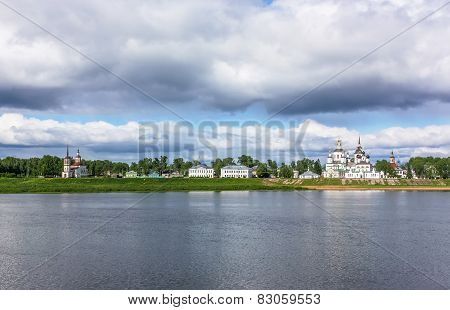 Historical Centre Of The Veliky Ustyug, Russia