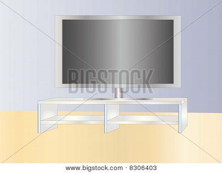 tv shelve