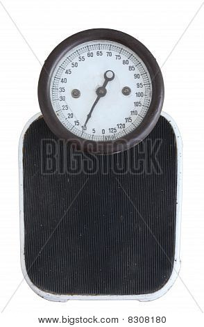 Vintage Bathroom Scales