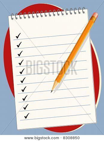 Lista de comprobación