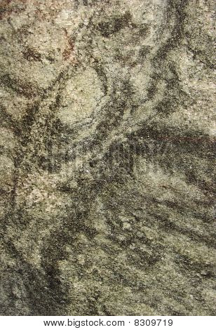 Wave Brown Green Beige Marble Sheet Slab