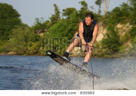 wake board jumper