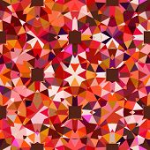 pic of color geometric shape  - Colorful geometric abstract pattern with variety of shapes and colors in 1970s fashion style - JPG