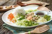 picture of thai cuisine  - Thai Cuisine  - JPG