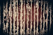 image of gory  - Rusty scratch wooden texture in horrifying grunge concept background - JPG