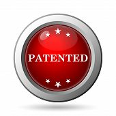 pic of plagiarism  - Patented icon - JPG