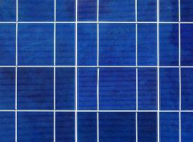 pic of solar battery  - Solar power generation technology - JPG