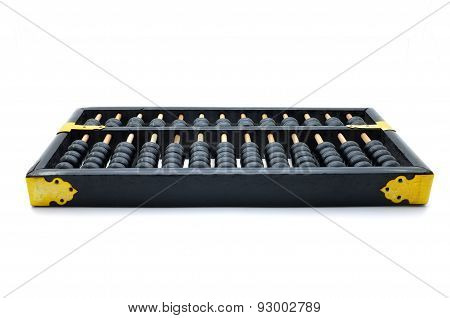 Chinese vintage wooden abacus