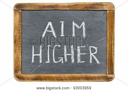 Aim Higher