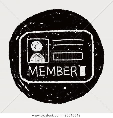 Member Id Doodle
