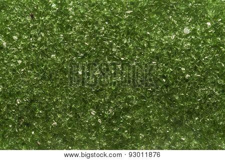 Green mica texture