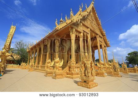 Temple in Thailand