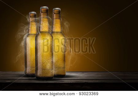 Three Bottles Of Beer