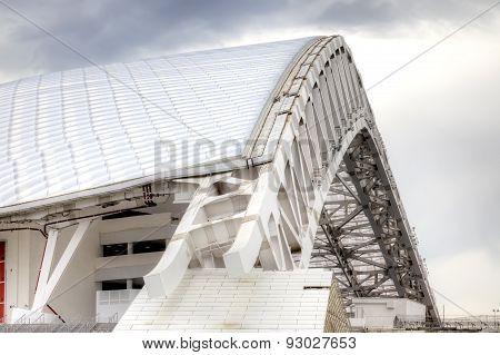 Sochi. Fisht Olympic Stadium