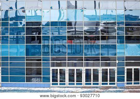 Sochi. Iceberg Skating Palace