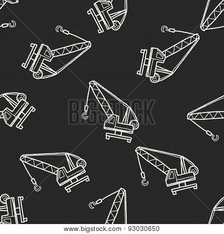 Crane Doodle