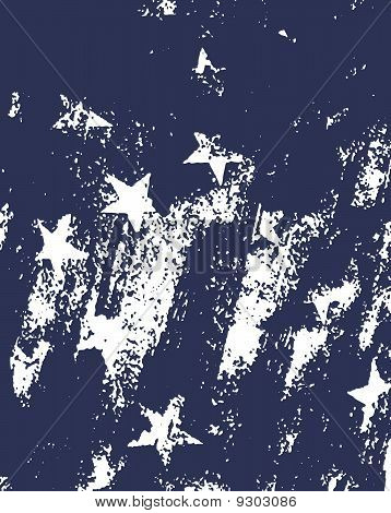 artistic distressed star background