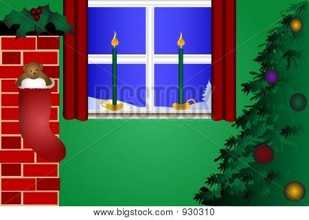 Casa para o Natal