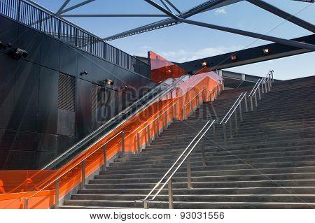Garibaldi Station