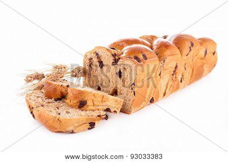 chocolate bread,brioche